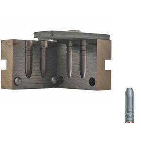 "RCBS Soft Point Rifle Bullet Mould - Double Cavity .285"" 168 gr"