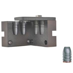 "RCBS Flat Nose Rifle Bullet Mould - Double Cavity .458"" 300 gr"