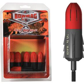 Rac-Em-Bac Bow Mag Arrowhead Replacements (6 Pack)
