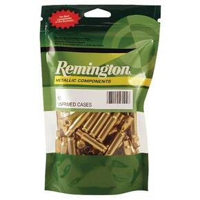 Remington Unprimed Brass Handgun Cartridge Cases 100/ct .357 Mag