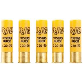"Rio Royal Buck 20 ga 2 3/4""  9 plts #1 1345 fps - 25/box"