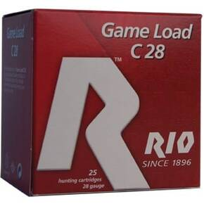 "Rio Heavy Field 28 ga 2 3/4"" MAX 1 oz #6 1200 fps - 25/box"