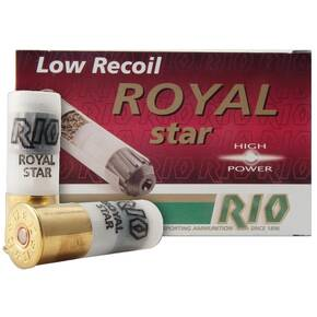 "Rio Royal Star Slug 12 ga 2 3/4""  1-1/8 oz Slug 1200 fps - 5/box"