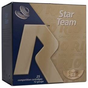 "Rio Star Team 12 ga 2 3/4"" MAX 7/8 oz #8 1360 fps - 25/box"