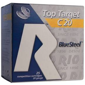 RIO Steel Target Loads 20 ga 2-3/4 in 7/8 oz #7 1230 fps 25/Box