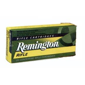 Remington Core Lokt Rifle Ammunition .30-06 Sprg 125 gr PSP 3140 fps - 20/box