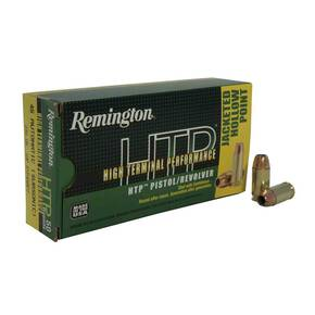 Remington HTP Handgun Ammunition .45 ACP  JHP  50/box
