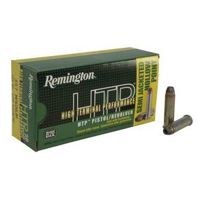 Remington HTP Handgun Ammunition .357 Mag  SJHP  50/box