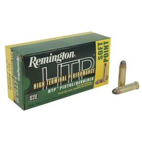 Remington HTP Handgun Ammunition .357 Mag    50/box