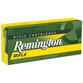 Remington Rifle Ammunition .375 H&H 270 gr SP 2690 fps - 20/box
