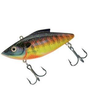 Rat-L-Trap Original (RT) Lipless Hard Crankbait Lure 1/2 oz - Sunrise Perch