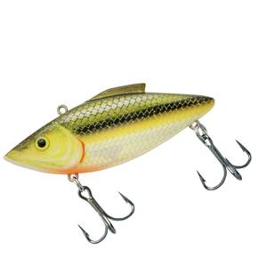 Rat-L-Trap Original (RT) Lipless Hard Crankbait Lure 1/2 oz - Fathead Minnow