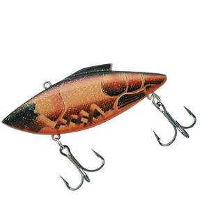 Rat-L-Trap Original (RT) Lipless Hard Crankbait Lure 1/2 oz - Pinch'N Peach