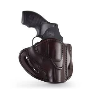 1791 Revolver Holster Signature Brown RH J Frame