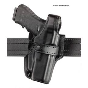 Safariland S&W 4006, 4026, 411 Level III Retention Duty Holster, Right Hand, Hi Gloss
