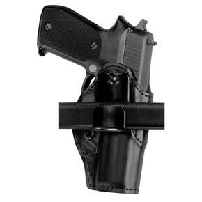 Safariland Ruger SP101 Inside-the-Pants Holster, Right Hand, Plain Black