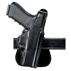 Safariland H&K USP 9/40 Paddle Holster, Left Hand, Plain Black