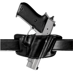 Safariland S&W K & L Frames Pancake Holster, Right Hand, Plain Black