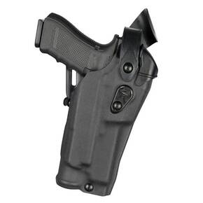 6360 ALS/SLS LEVEL III RETENTION MID RIDE FOR GLOCK 17/22 W/TLR2 TAC BLK RH