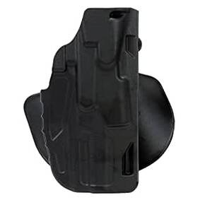 7378 7TS ALS CONCEALMENT PADDLE & BELT SLIDE FOR GLOCK 42,43 PLN BK RH