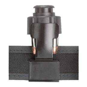Safariland CD-6 Metal Clip-On Speedloader Holder, Large Frame Revolvers