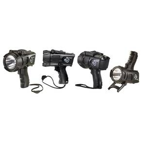 Streamlight Waypoint Pistol-Grip LED Long Distance Spotlight - Black