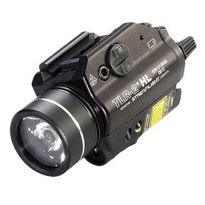 Streamlight TLR-2 HL (High Lumen) Rail Mounted Tactical LED Light with Aiming Laser