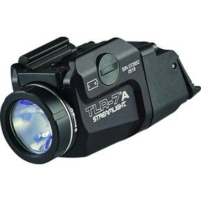 Streamlight TLR-7 A Flex Rail Mounted Light - Black