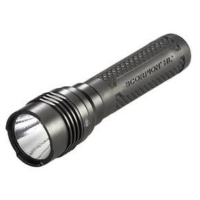 Streamlight Scorpion HL C4 LED Flashlight With Lithium Battery