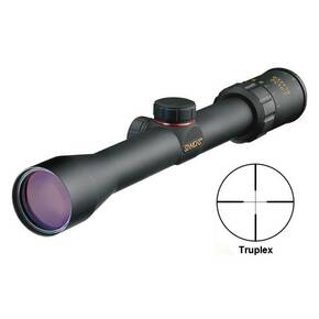 "Simmons 8-Point Rifle Scope - 3-9x32mm Truplex Reticle 31.4-10.5' FOV 3.75"" ER Matte"