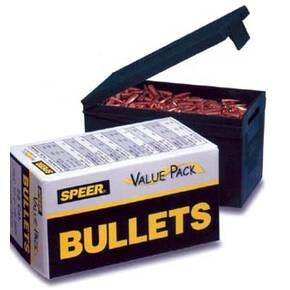 "Speer Jacketed Handgun Bullets .38/.357 Mag .357"" 128 gr UCHP 450/ct"