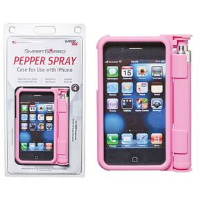 Sabre Red SmartGuard iPhone 4 Case - Pink