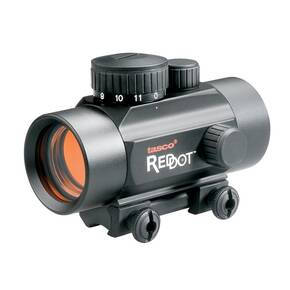 Tasco ProPoint 30mm Red Dot Sight with .22 Mount - 1x30mm 5 MOA Red Dot Matte