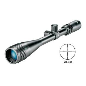 "Tasco Target & Varmint Rifle Scope - 6-24x42mm True Mil-Dot Reticle 13-3.7' FOV 3"" ER Matte Black"