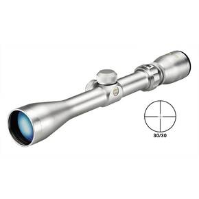 "Tasco World Class Rifle Scope - 3-9x40mm 30/30 41-15' 3.5"" Stainless"