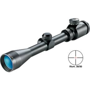"Tasco World Class Rifle Scope - 3-9x40mm Illum. Mil-Dot 41-15' 3.5"" Matte"