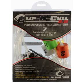 Cal Coast Fishing Clip-N-Cull 2.0 Premium Puncture Free Accessory Cull Kit