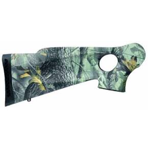 "Thompson Center Encore Thumbhole Rifle Stock, 14"" Pull  - Realtree Hardwoods HD Camo"