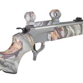 Talley Lightweight Alloy Mount Combo, Thompson Center - Encore Omega Triumph & Pro Hunter- HD Camo 30mm Low