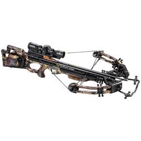 TenPoint Stealth SS Crossbow Package with 3x Pro-View 2 Scope and ACUdraw 50 - Mossy Oak Break-up Infinity