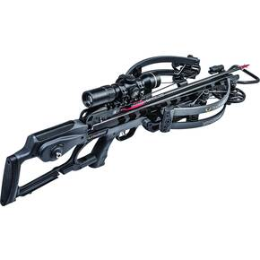Ten Point Vapor RS470 Reverse-Draw Crossbow Package ACUslide EVO-X Scope STAG HC Elite - Graphite