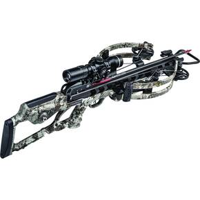Ten Point Vapor RS470 Reverse-Draw Crossbow Package ACUslide EVO-X Scope STAG HC Elite - Veil Alpine Camo