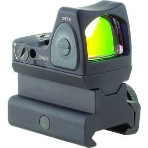 Trijicon RMR Type 2 Red Dot Sight - 3.25 Adj Red RMR Type 2; RM34