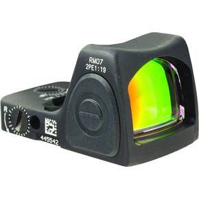 Trijicon RMR Type 2 Red Dot Sight - 6.5 Adj Red RMR Type 2