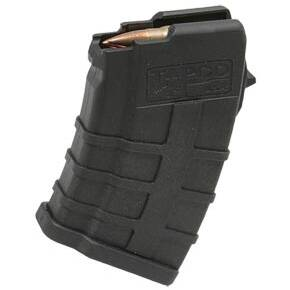 Tapco AK-47 Magazine 7.62x39mm Double Stack Composite Black 10/rd