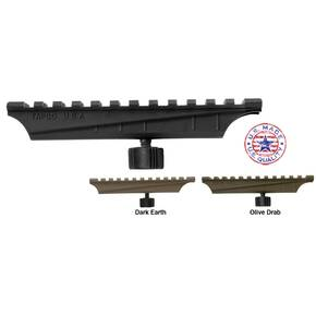 Tapco Carry Handle Mount - AR15, M16, M4, Black