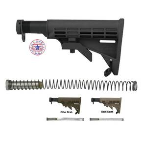 TAPCO AR-15/M-16 T6 Collapsible Stock