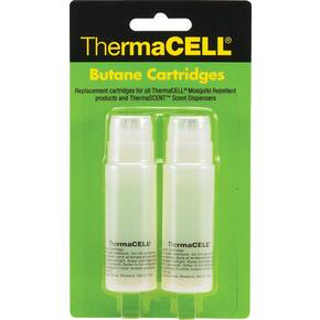 ThermaCell Butane Cartridge Refills - 2 Pack