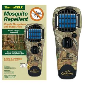 ThermaCell Mosquito Repellent Appliance With Turn Dial - RealTree APG