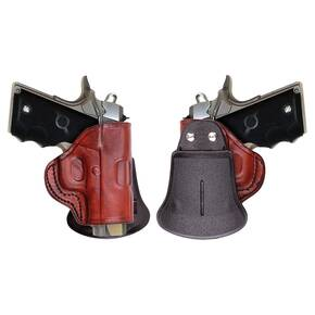 RH BROWN PADDLE HOLSTER FOR HK45